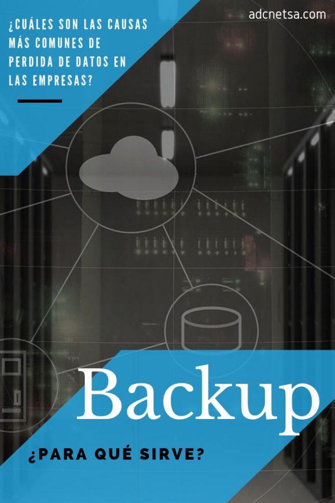 Backup ¿Para qué sirve?
