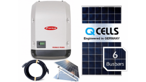Kit Solar Fronius Trifasico 6kw Inyeccion Cero