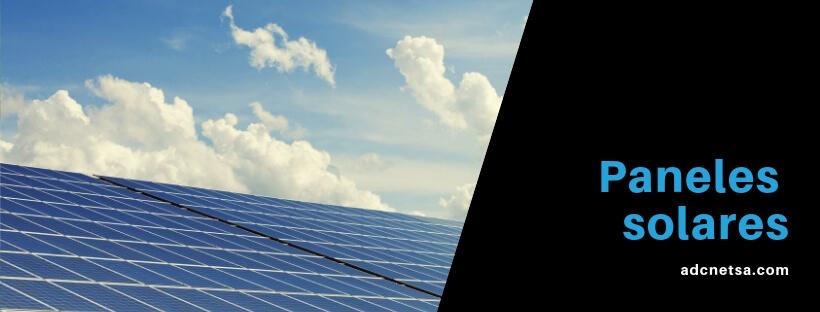 Paneles solares | ADC Net
